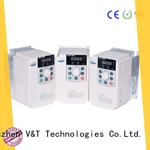 V&T Technologies big power E5 series high-performance universal Inverter factory-made in China for industry
