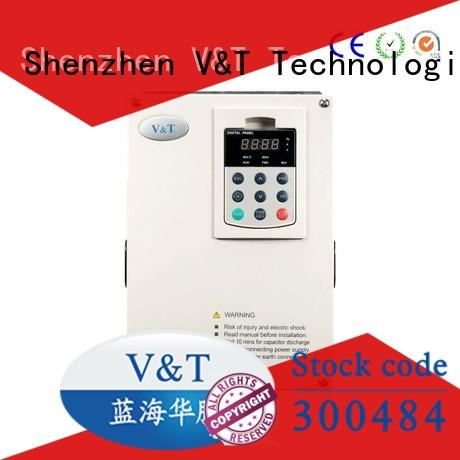 V&T Technologies Safe crane inverter from China for machines