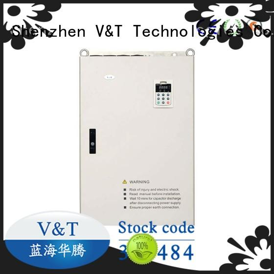 V&T Technologies E5 series high-performance universal Inverter factory-made in China for vector control