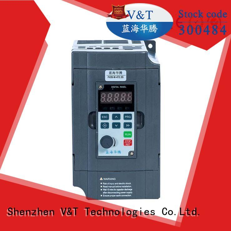 5-star service FV20 series inverter compact size supplier for low power