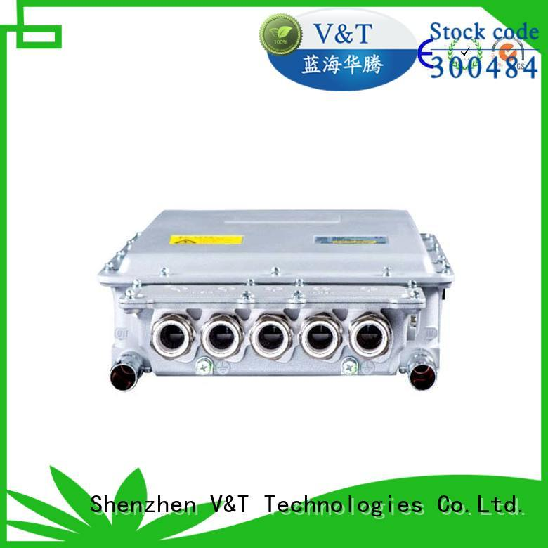 professional electric vehicle ac motor controller controller mcu for industry equipment V&T Technologies