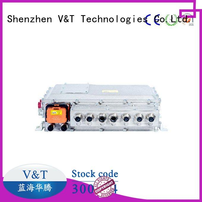 electronic motor controller from China for pump vehicle V&T Technologies