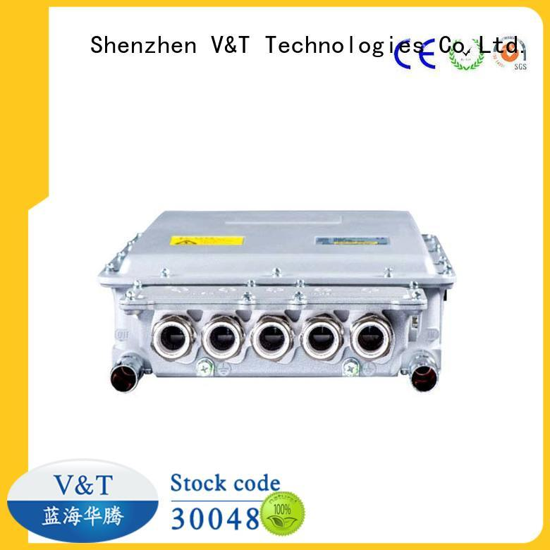 oil electric car speed controlle dcdc for pump vehicle V&T Technologies