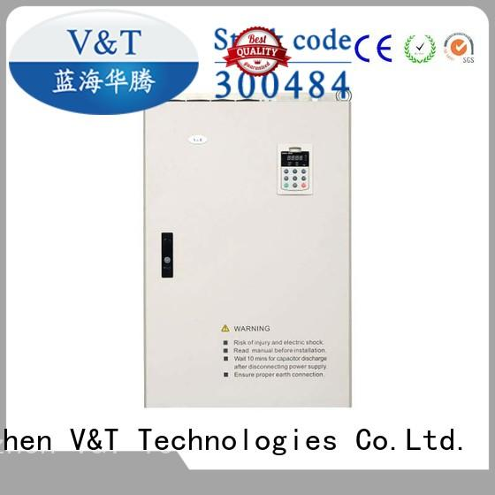 V&T Technologies big power E5 series high-performance universal Inverter factory-made in China for machinery