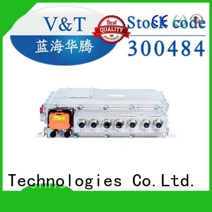 vehicle tank electric bus motor controller manufacturer for industry equipment V&T Technologies