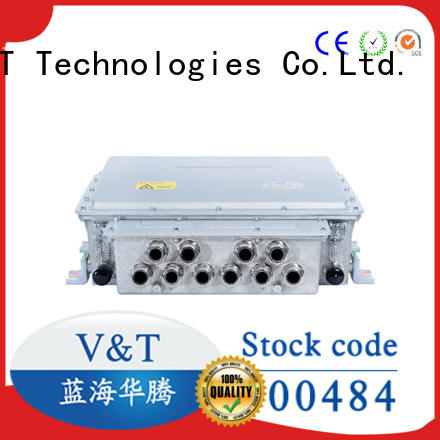 V&T Technologies special electric vehicle controller tractor for industry equipment