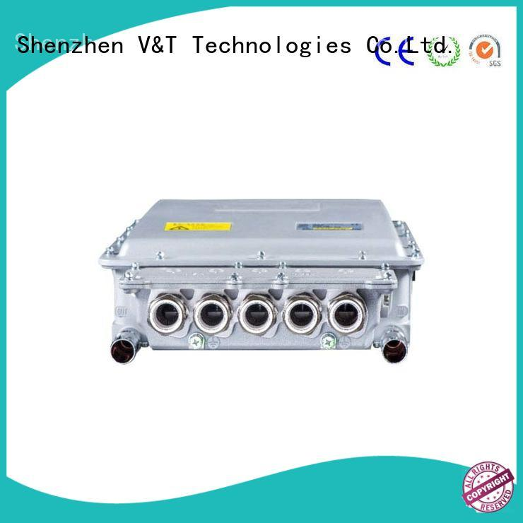V&T Technologies special purpose 24v dc motor controller manufacturer for industry equipment