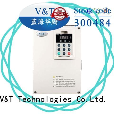 V&T Technologies original ac inverter drives series for heavy−duty application