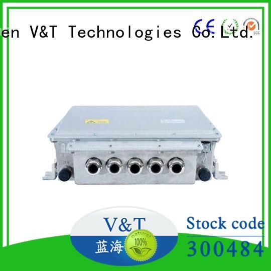 V&T Technologies aircooling motor electronic motor controller manufacturer for industry equipment