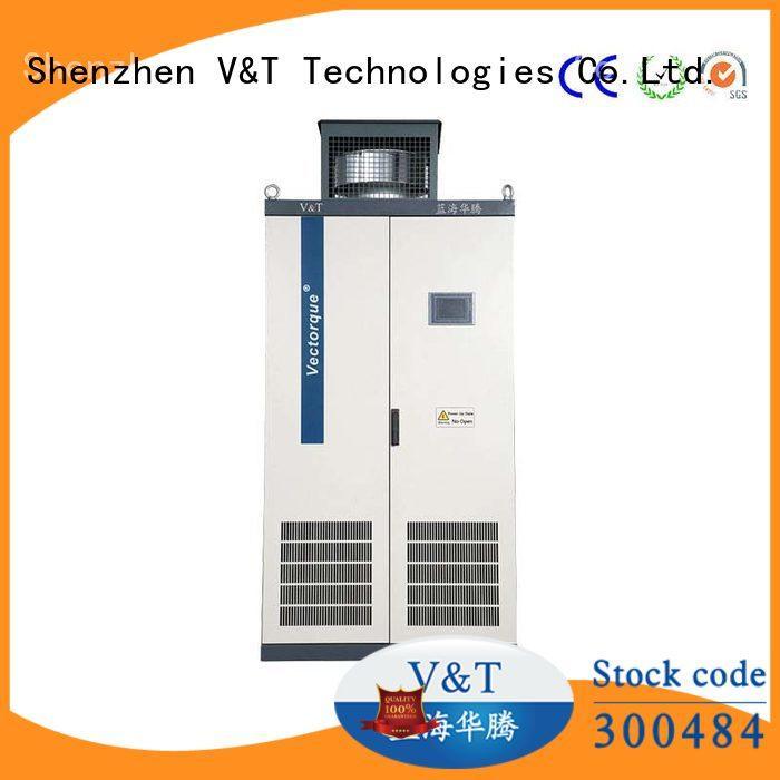 V&T Technologies OEM ODM V5 series inverter supplier for transmission