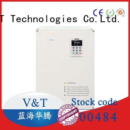 customized 1hp vfd drive inverter for machine V&T Technologies