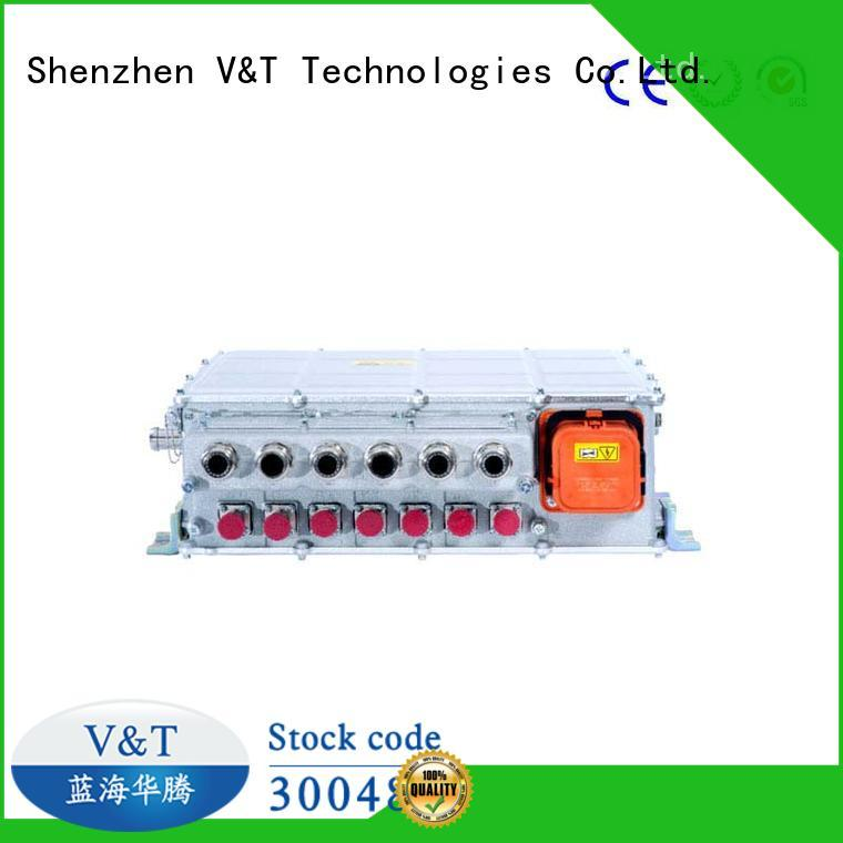V&T Technologies pdu integrated electric car controller manufacturer for industry equipment