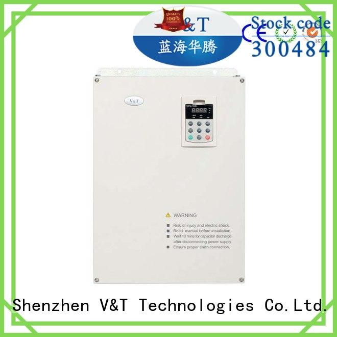 V&T Technologies controllability low voltage vfd tension control inverter for machine