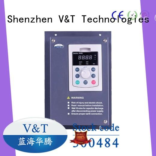 compact design how does a variable frequency drive work textile inverter design for wholesaler