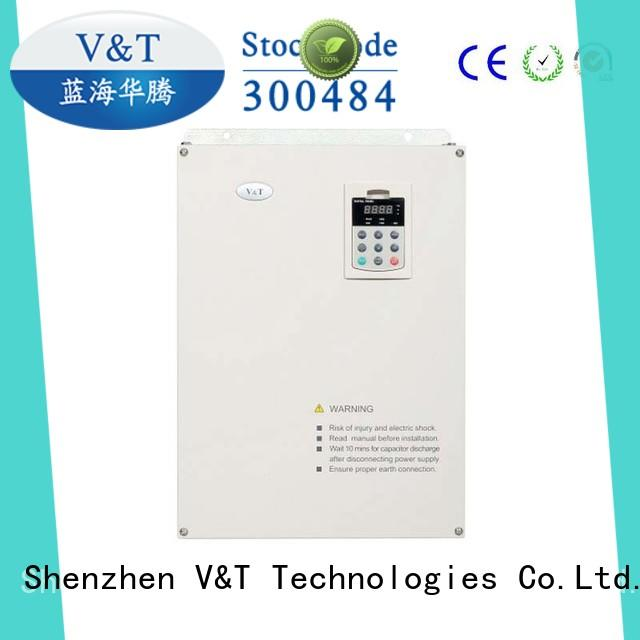 V&T Technologies 04kw 500kw low voltage vfd tension control inverter for Speed control