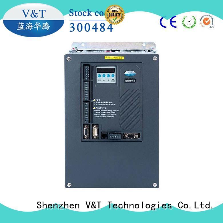 V&T Technologies hot sale servo motor driver factory for industry
