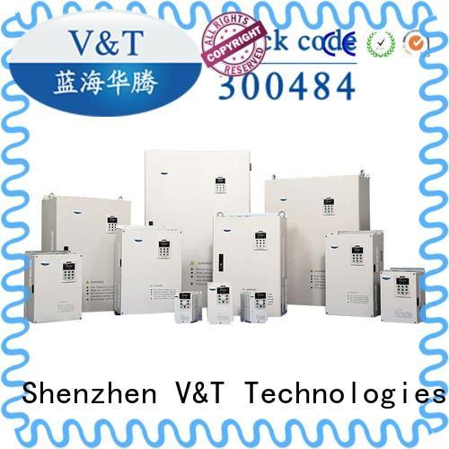 V&T Technologies hot sale ac servo driver factory