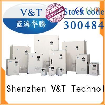 V&T Technologies international high-end dc servo drive manufacturer