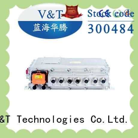 V&T Technologies pdu integrated electric vehicle ac motor controller manufacturer for industry equipment