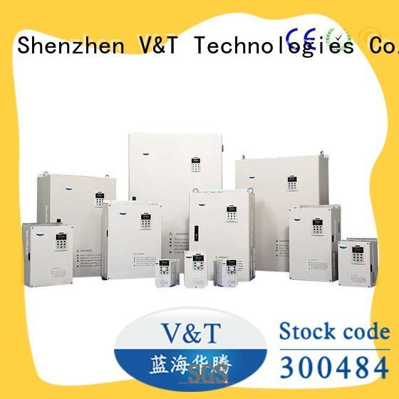 V&T Technologies hot sale ac servo driver manufacturer for industry