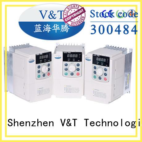 E5 Series High Performance Universal Inverter V&T Technologies