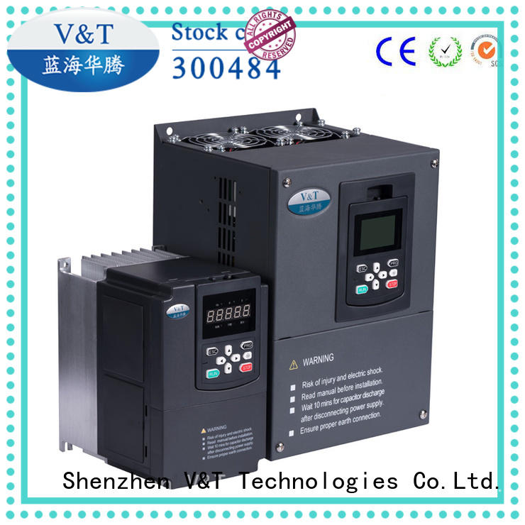 V&T Technologies V9 Series general-purpose Inverter series for heavy−duty application