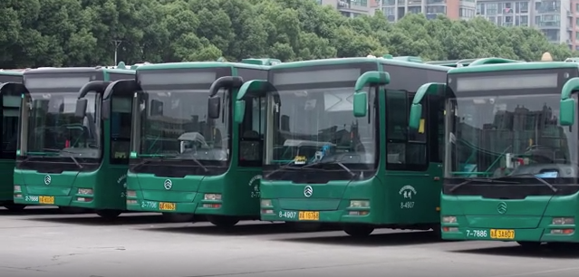Thousands application of Hangzhou E-bus using V&T motor controller
