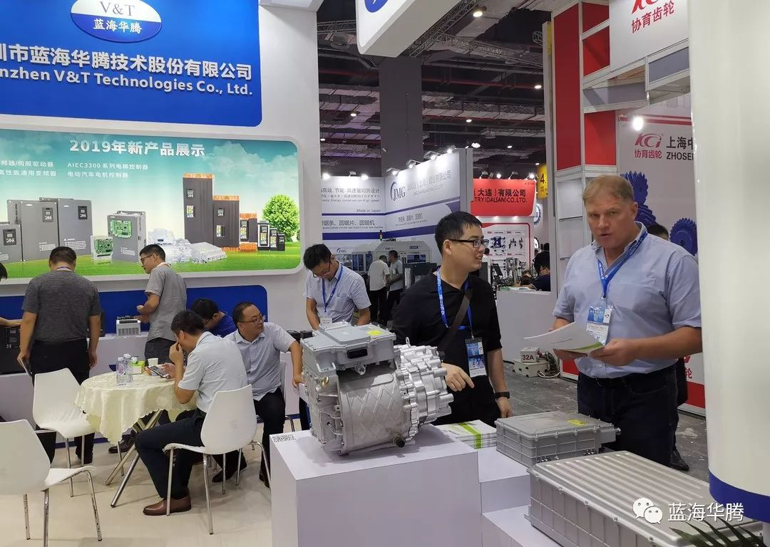 news-VT Technologies-The 21st China International Industry Fair in 2019-img-1