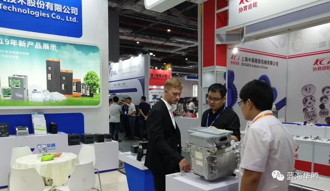 news-The 21st China International Industry Fair in 2019-VT Technologies-img-1