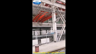 Crane inverter V&T using for gantry crane