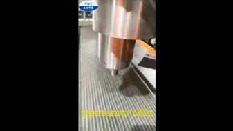 Engravingmachine,itrequeststhehighspeedmotorizedspindlemotorwithhigh-performanceservodrive.