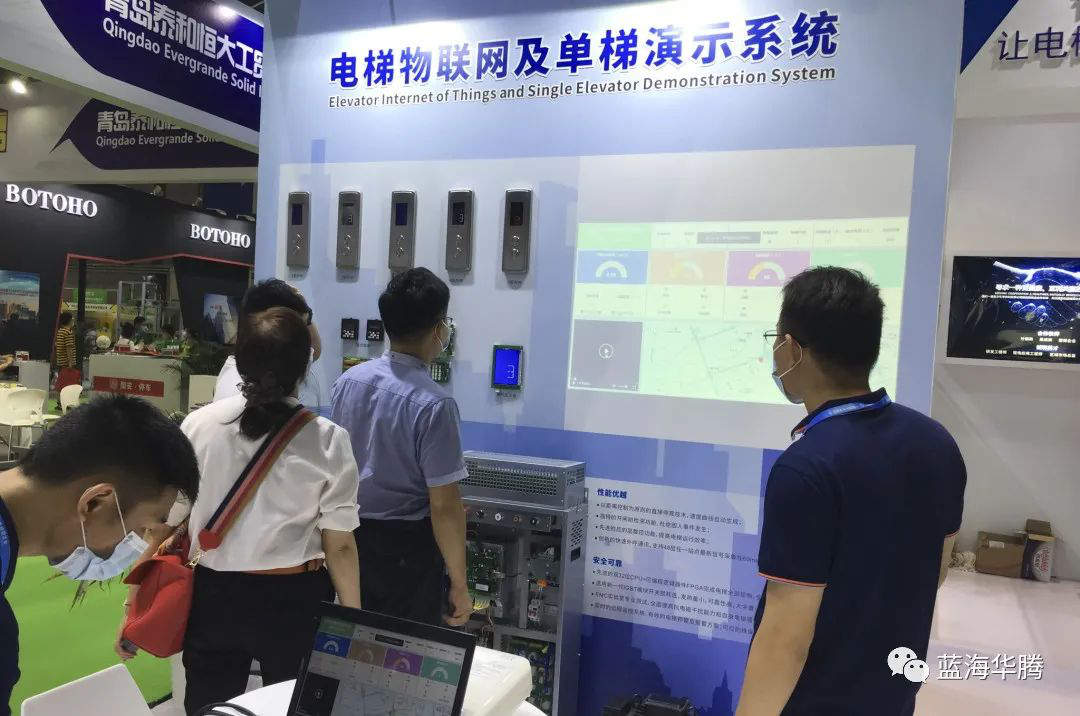 news-VT Technologies-VT participated in the elevator exhibition successfully-img-1