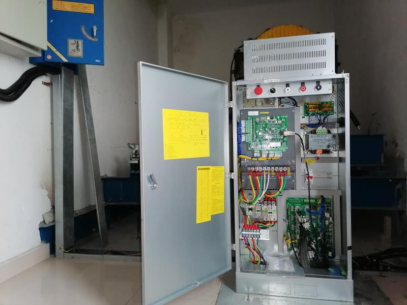 news-Chengdu Fujixin elevator system transformation project-VT Technologies-img