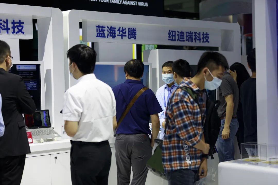 news-VT Technologies-VT Participate in the 22nd China International High-tech Achievements Fair-img-1