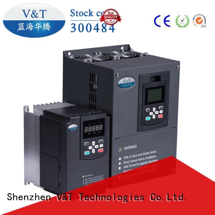 V&T Technologies original V9 Series general-purpose Inverter factory for heavy−duty application