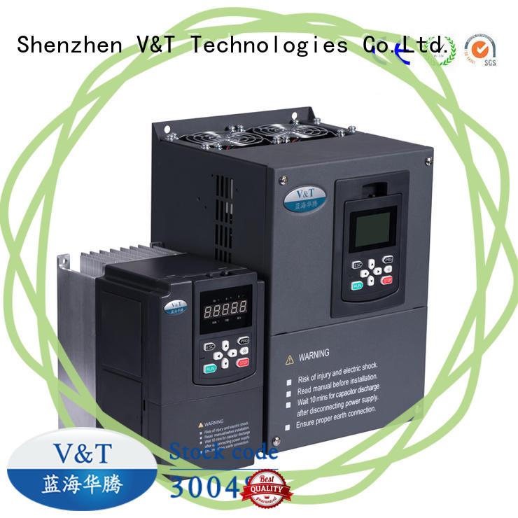 V&T Technologies vfd drive manufacturer for heavy−duty application
