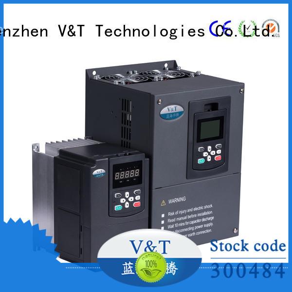 V&T Technologies original vector control torque-controlled inverter for light−duty application