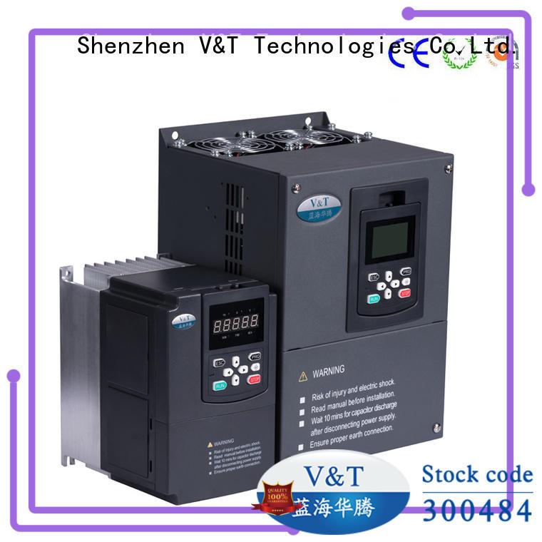OEM V9 Series general-purpose Inverter manufacturer for heavy−duty application V&T Technologies