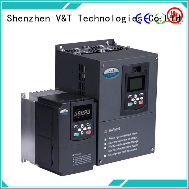 V&T Technologies original vfd drive factory for light−duty application