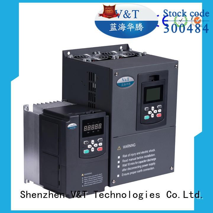 V&T Technologies new arrival frequency inverter manufacturer for light−duty application