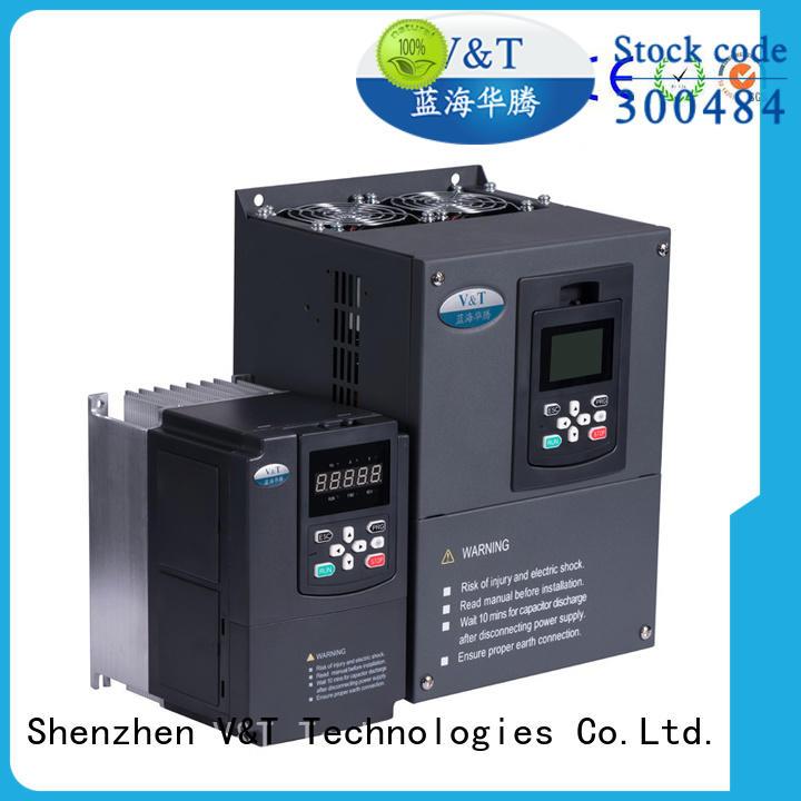 V&T Technologies original V9 Series general-purpose Inverter factory for light−duty application