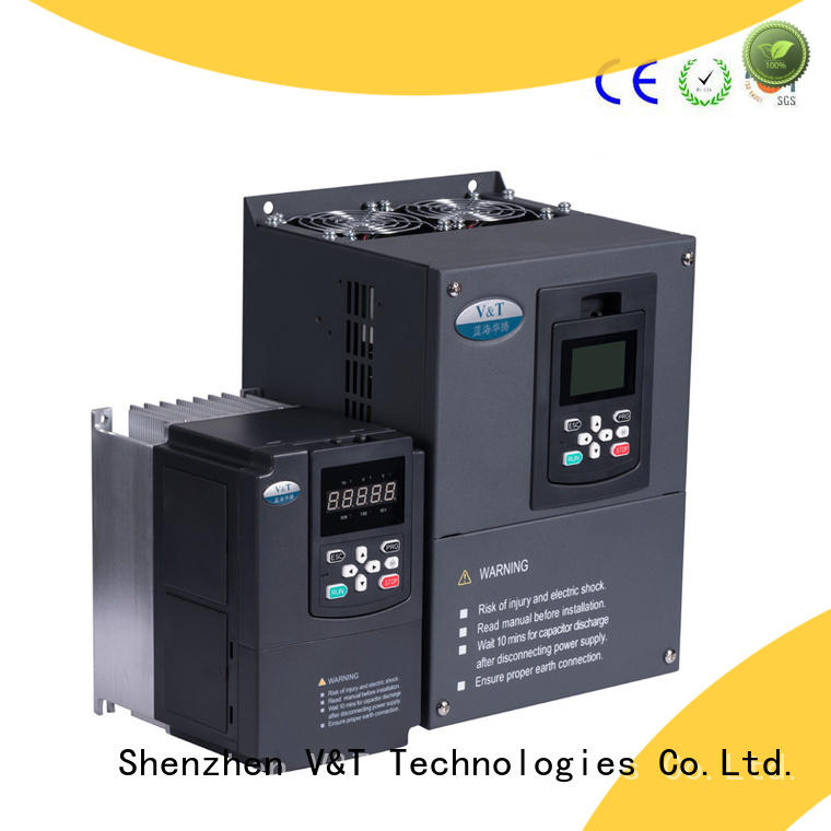 V&T Technologies original vfd drive series for light−duty application