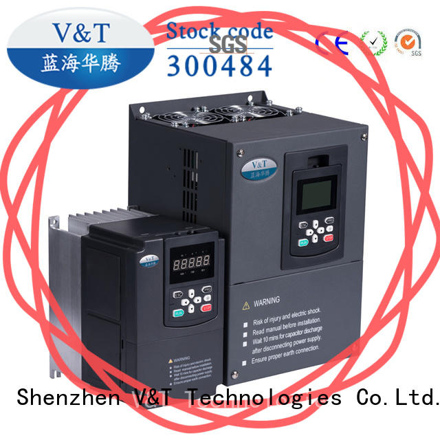 V&T Technologies original V9 Series general-purpose Inverter manufacturer for heavy−duty application