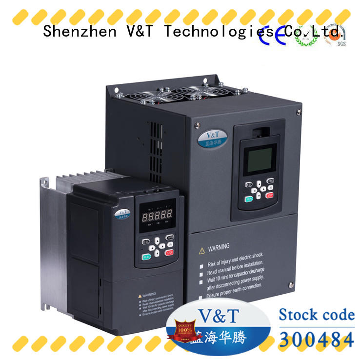 V&T Technologies new arrival V9 Series general-purpose Inverter manufacturer for heavy−duty application