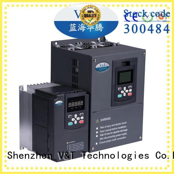 OEM variable frequency inverter OEM for light−duty application V&T Technologies