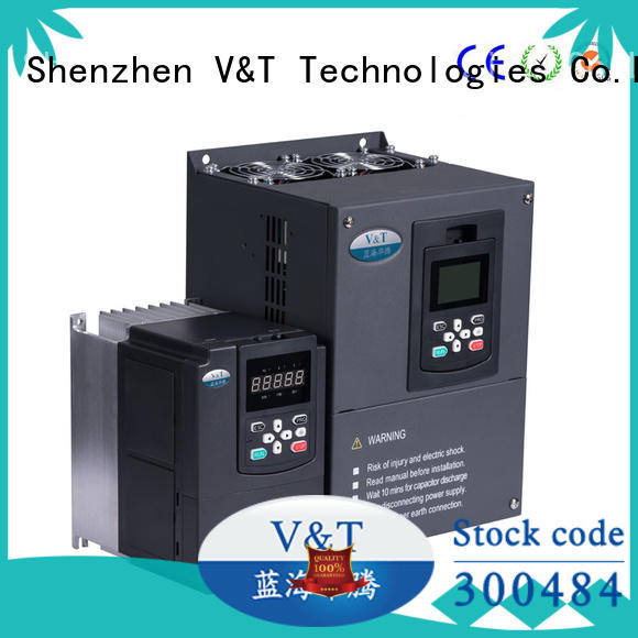 OEM frequency inverter OEM for light−duty application V&T Technologies