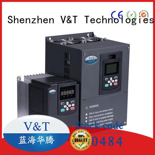 V&T Technologies original V9 Series general-purpose Inverter series for light−duty application