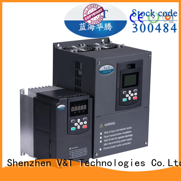 V&T Technologies original V9 Series general-purpose Inverter series for light−duty application