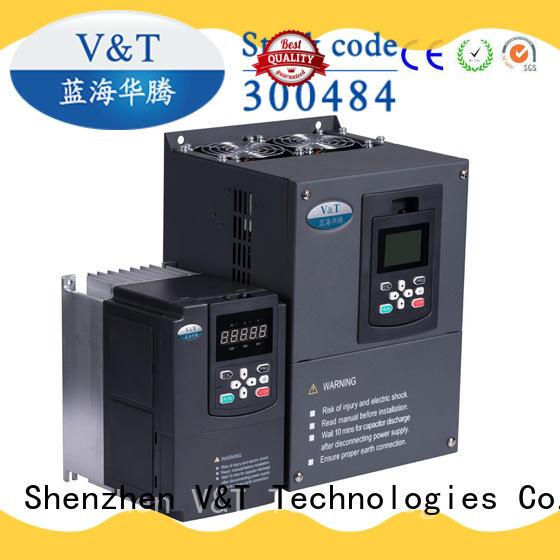 V&T Technologies new arrival V9 Series general-purpose Inverter factory for heavy−duty application