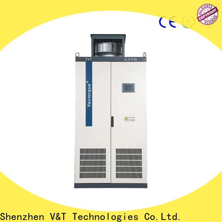 V&T Technologies vector control frequency inverter brand